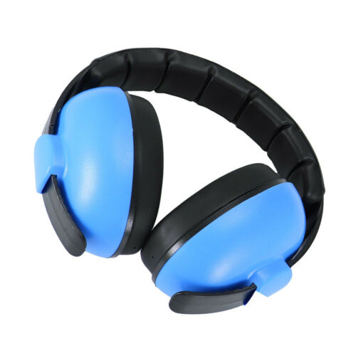 Kids Baby Ear Defenders Newborn Childrens Muffs Noise Reduction Protectors Child