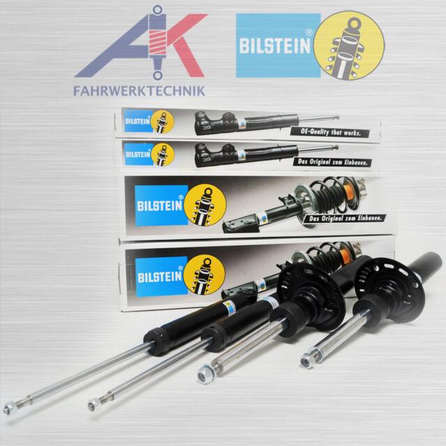 BILSTEIN B4 Gasdruck Stoßdämpfer Set Vorne Hinten VW Touran 1T1 1T2 1T3