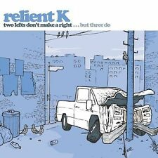 Two Lefts Don't Make a Right... But Three Do by Relient K (CD, Mar-2003, Gotee)
