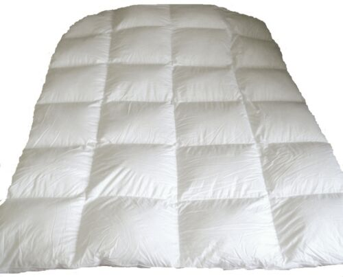 Down comforters Winter 155 x 220 cm. Heat level 4 to 5 with Inner Bar Various Models
