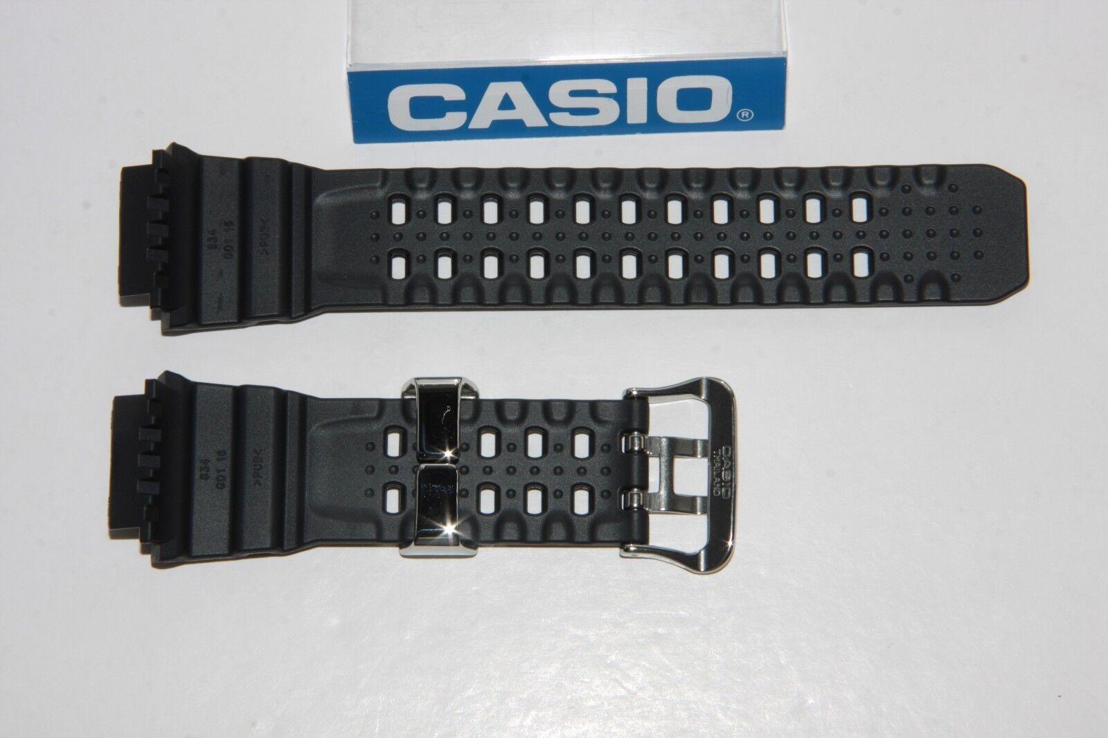 CASIO G Shock GW 9400 1 ORIGINAL NEUF en caoutchouc noir  x9xNK