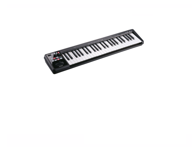 ROLAND A-49 49-KEY USB/MIDI KEYBOARD CONTROLLER+ D-BEAM CONTROL+ABLETON- PC/MAC