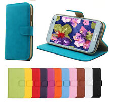 SAMSUNG GALAXY S4 wallet leather case