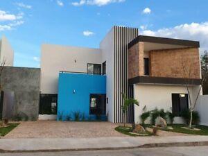 Casa en Venta en San Diego Cutz, 3 Recámaras y Piscina