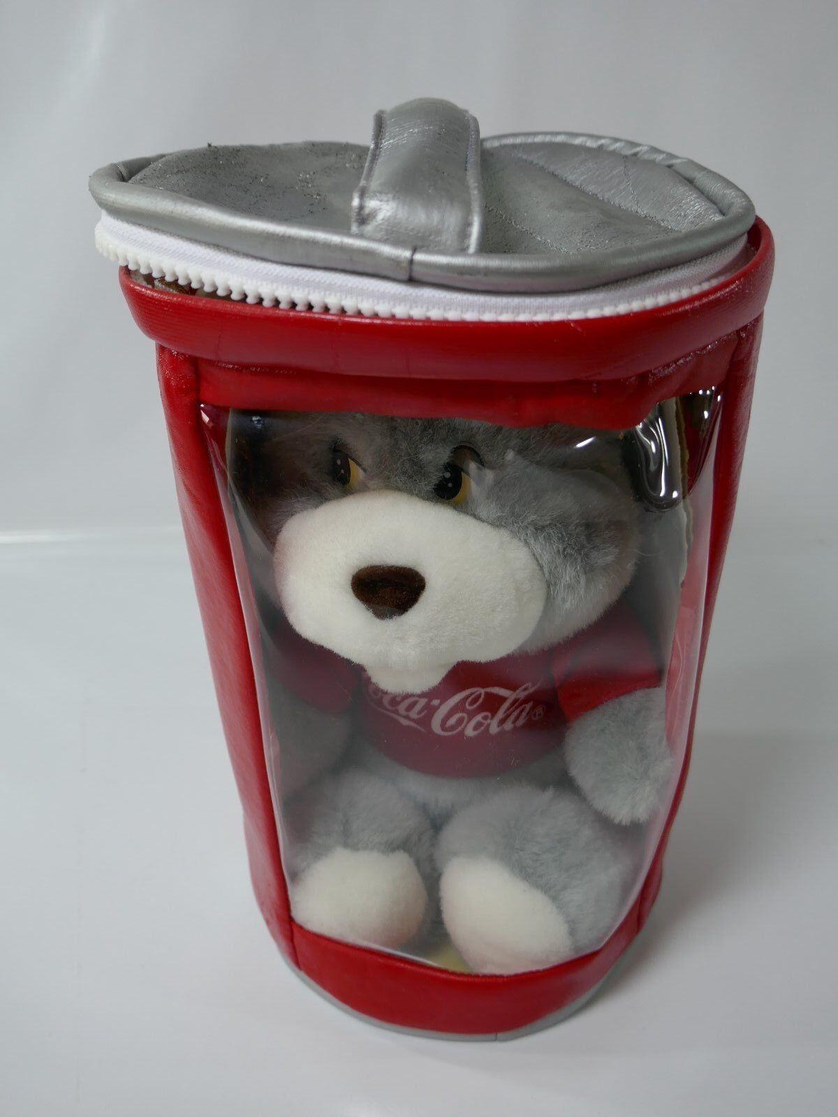 Coca Cola Bär Plüsch NEU aus 1993  | Hochwertige Produkte