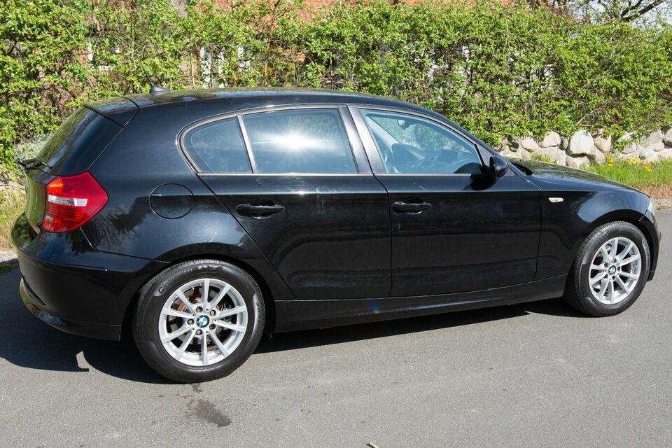 BMW 120d 2,0 Advantage Steptr. Diesel aut. modelår 2007 km