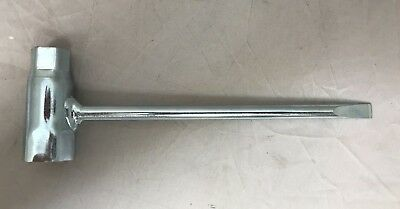 "X 1//2/"" 19mm Stihl Poulan 13mm Tecomec Chainsaw Combo T Wrench Scrench 3//4/"""