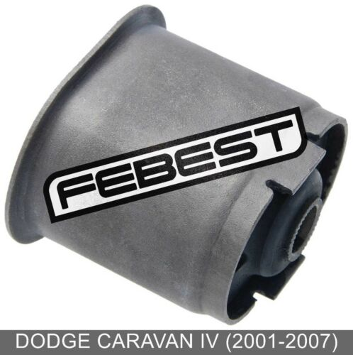 2001-2007 Arm Bushing Rear Spring For Dodge Caravan Iv