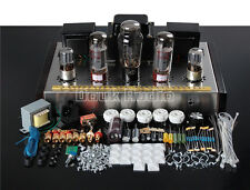 Douk Audio Stereo EL34 Vacuum Tube Amplifier HiFi Single-ended Power Amp DIY KIT