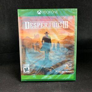Desperados Iii Xbox One Brand New 811994021762 Ebay