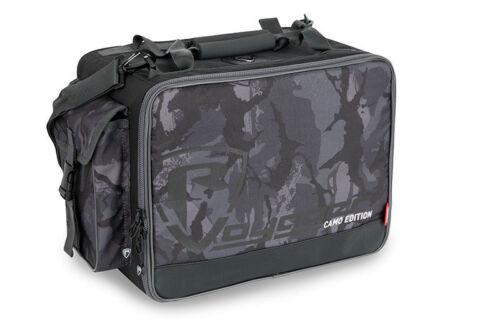 Fox Rage Camouflage Medium Stacker avec boîtes Nouveau Prédateur Pêche Sac