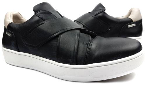 43 On de 10 Klein Loop Hombre Calvin Slip Us Zapatos Negro Blanco cuero Nunzio Hook Eur S0OtnqnCw