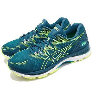 Asics Gel-Nimbus 20 Deep Aqua Lagoon Men Running Training Shoe ... 3067602f3ae0c