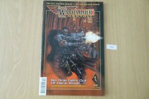 Alerte Gw Warhammer Monthly-issue 52 2002 Ref:1439-afficher Le Titre D'origine