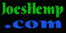 Charity Auction Premium domain name JoesHemp .COM NR