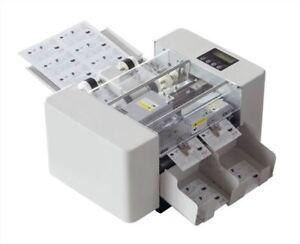 220V A4 Size Automatic Cutting Machine Electric Paper Card Cutter Card Cutter ce