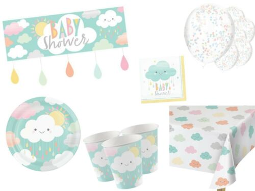Baby Shower Mum To Be Sunshine Baby 39 Piece Complete Party Celebration Kit