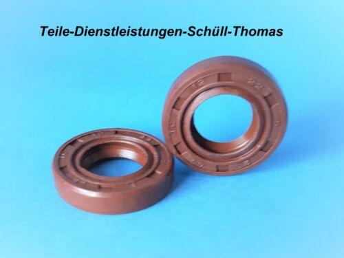 Simmerringe Wellendichtring  für Stihl FS80 FS90 FS120 FS200 FS250 FS300