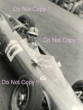 Willy Mairesse Ferrari 156 Belgian Grand Prix 1963 Photograph