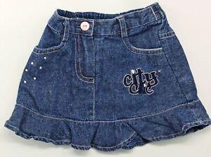 Toller Baby Jeans Rock von Chicco Größe 6M 62