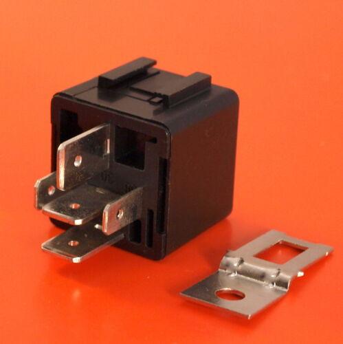 Premium Quality Automotive Heavy Duty Power Relay 12V 70 Amp 5 Pin - EU Made