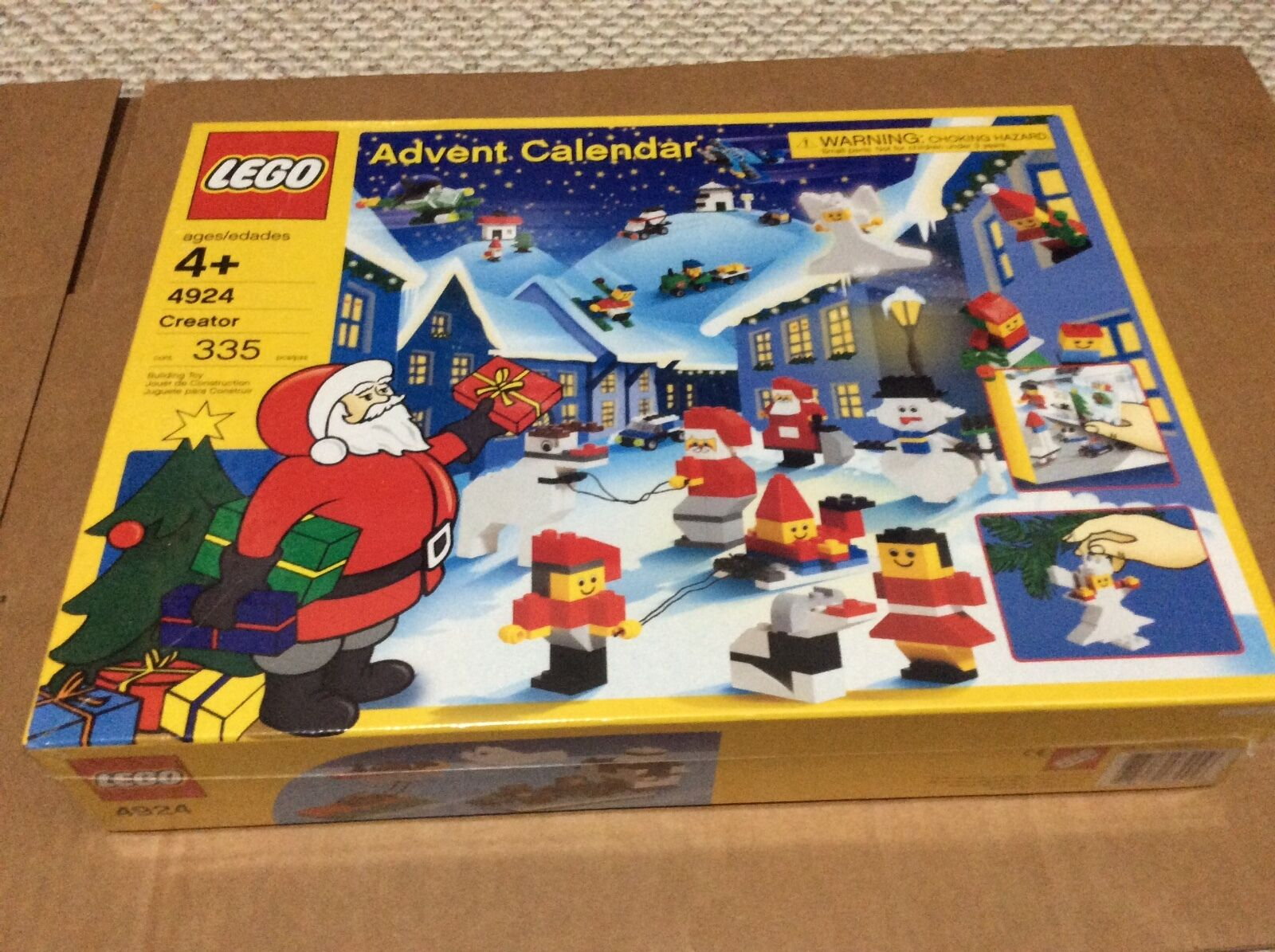 NEW LEGO 4924 Creator Advent Calendar