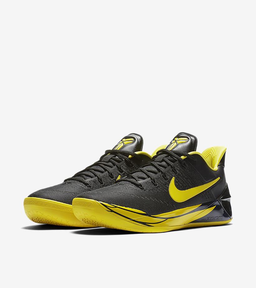 Nike Kobe A.D. Oregon Ducks PE Size 9. 922026-001 Jordan prelude ftb