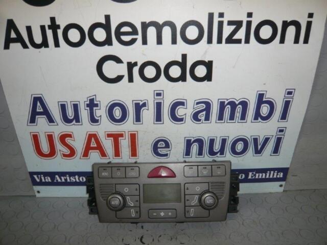 Centralina comando clima automatica LANCIA YPSILON 735369969 (2006)