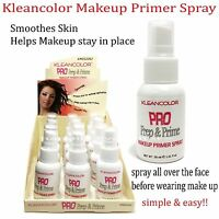 Makeup Primer Spray - Lightweight, Helps Makeup Stay In Place Kleancolor