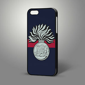 HAC Honourable Artillery Company Cap Badge Phone Case IPhone 4/4S/5/5S/5C/6<wbr/>/7