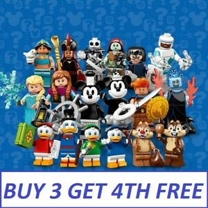 LEGO-DISNEY-SERIES-2-MINIFIGURES-71024-PICK-YOUR-OWN-BUY-3-GET-4TH-FREE-FASTPOST