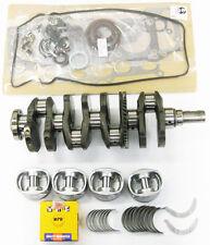 Crankshaft Toyota 2.2 5SFE + Piston, Rings Barings & Full Set Gasket