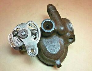 Harley-Davidson-OEM-Oil-Pump-587-31-VL-039-31-039-33-Flathead-74-80-Oiler-DL-RL-JD-BT