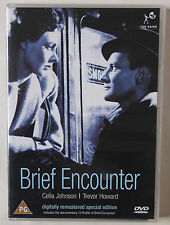 BRIEF ENCOUNTER / DAVID LEAN / REMASTERED / SPECIAL EDITION / 1945 CLASSIC / R2
