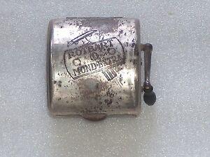Image Is Loading Vintage Rotbart Mond Extra Safety Razor Blade Sharpener