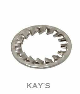 SHAKEPROOF-LOCK-WASHERS-INTERNAL-TOOTHED-SERRATED-TOOTH-A2-STAINLESS-STEEL