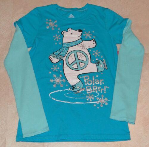 Girls Christmas T-Shirts-NWT