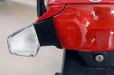 Bescheiden Weisse Klare Blinker Gläser Hinten Bmw R 1100 Rs R 1150 Rs Clear Signals Rear Blinker