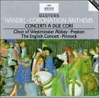 Handel: Coronation Anthems; Concerti a due cori (CD, Mar-1995, Archiv Produktion (DG Sub-Label))