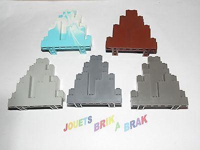 Lego rocher pierre Rock pour moc Panel Rectangular BURP Choose color ref 6082