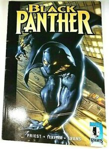 Black-Panther-Marvel-Knights-TPB-Trade-Paper-Back