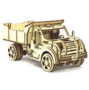 Wood Trick: Truck