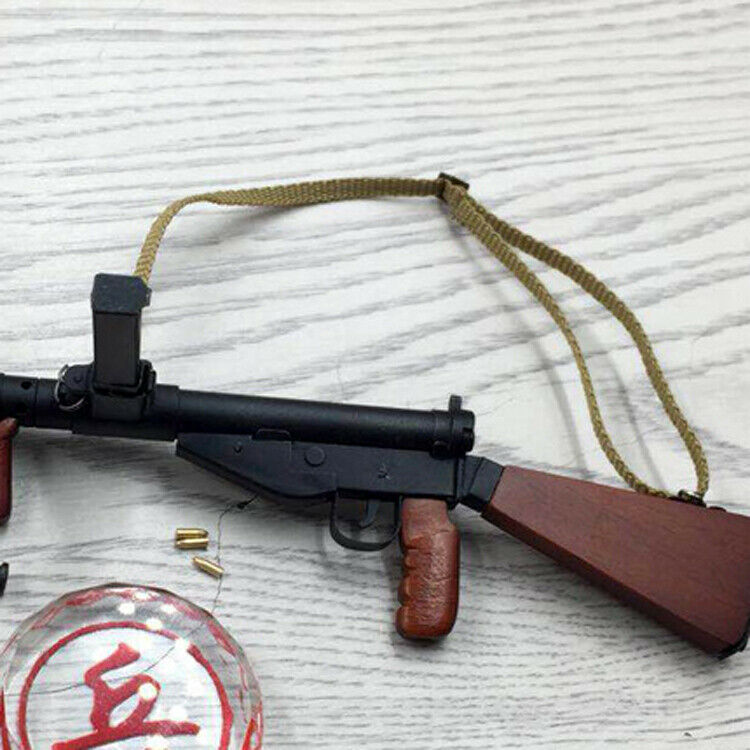 Rifle  for DID K80135 WWII British 1st Airborne rouge Devil Comhommeder Roy 12'' 1 6  100% livraison gratuite