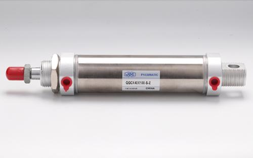 New 1pc QGCX 25-125-S Double acting single piston rod cylinder