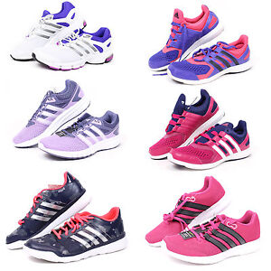 Details zu ADIDAS Damen Turnschuhe Lauf Trainings Schuhe Sneaker Essential Fun Lite Runner