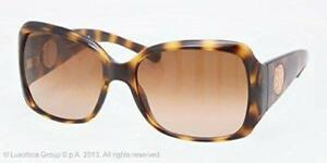 5b398657a894 Image is loading Tory-Burch-Sunglasses-TY9010-Frame-Tortoise-Lens-Brown-