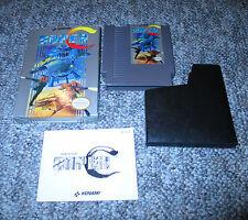 Super C * Nintendo NES * COMPLETE IN BOX * CIB BOXED * Nice Shape * CONTRA 2