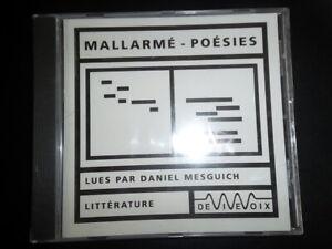 Franc Mallarmé Poésies