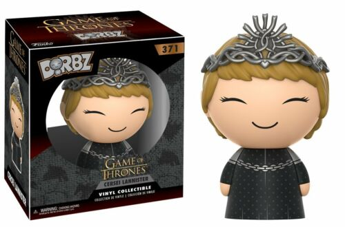 GAME OF THRONES Cersei Lannister dorbz Funko VINILE da collezione figure #371