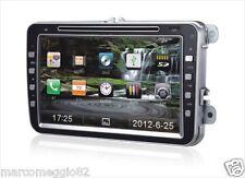 Gps touchscreen, VW  golf 5 / 6  8 pollici navigatore vw